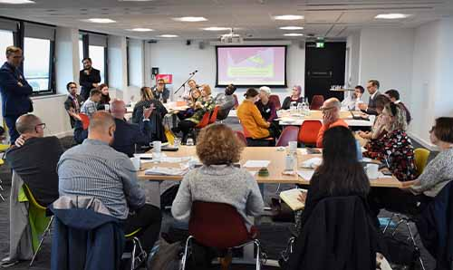 Policy and Evidence Centre workshop with Creative Manchester